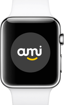 Apple Watch AMI app